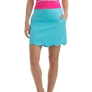 🆕Vineyard Vines Scalloped Skirt Size 12 | K9